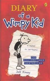Diary of a Wimpy Kid (Diary of a Wimpy Kid, #1) by Jeff Kinney