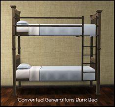 3t2 Generations Bunk Beds