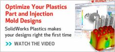 Download Solidworks Plastics Parts and Injection Mold Designs