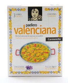 Valencian Paella Spice Mix 3 Sachets