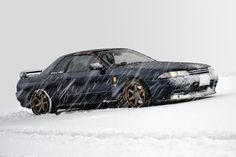 R32 in the snow