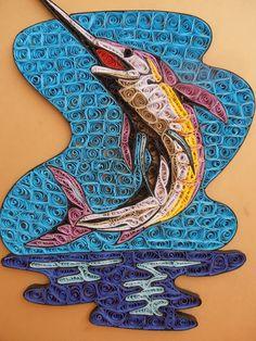 Ξωτικό: Οι εντυπωσιακές δημιουργίες quilling του Giannis Sioklis