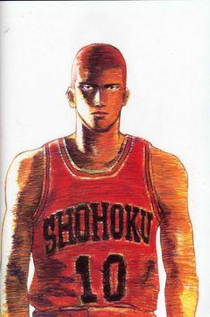 Slam Dunk Manga, Inoue Takehiko, Hobgoblin, Basketball Teams, Slammed, Manga Art, Lesbian, Book Art, My Arts