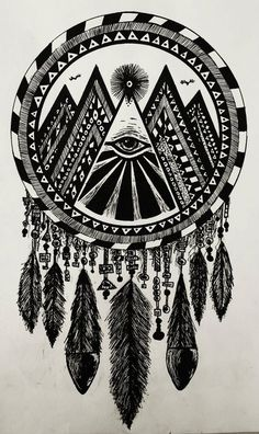 aztec... i love this.. maybe a tattoo idea