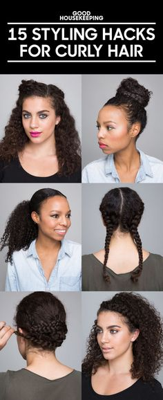 "The ""Pineapple Trick"" Will Give You Defined Curls Overnight 15 Incredible Curly Hair Tips and Tricks - Station Of Colored Hairs Pelo Natural, Natural Hair Tips, Natural Curls, Natural Hair Styles, 3c Curly Hair, Curly Hair Styles, Curly Girl, Style Curly Hair, Curly Hair Hacks"