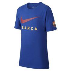 4f44240b044 FC Barcelona Older Kids' Football T-Shirt
