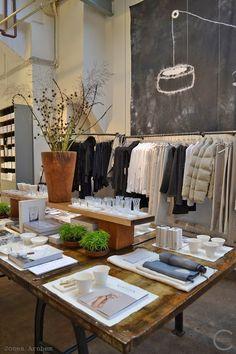 C-More design + interieur + trends + prognose + concept + ad Boutique Interior, Boutique Design, Visual Merchandising, Store Concept, Style Loft, Store Layout, Store Interiors, Shops, Retail Interior