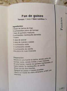 Pan de guineo