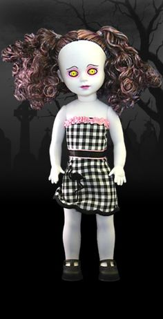 Living Dead Doll Series 15 Flamingo [93080F] - $31.99 : Mystic Crypt, the most unique, hard to find items at ghoulishly great prices!