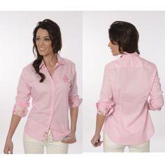 👚 camisa con un 20% de descuento   http://www.valecuatro.com/es/camisas/2145-camisa-m-logo-rosa.html