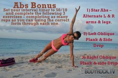 Bodyrock-Abs workout