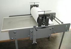 Build An Etching Press-About