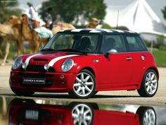 Mini Cooper- almost my EXACT car (mine has the checkers with a sun roof)! My Dream Car, Dream Cars, Mini Cooper 2017, Sun Roof, John Cooper Works, Joy Ride, Perfect World, Cool Stuff, Stuff To Buy