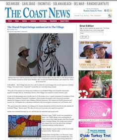 Michael Summers Catnap in The Coast News