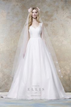 Wedding Gown By Ellis Bridals Check Out More Gorgeous Dresses In Our Gallery