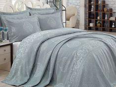 Set Cuvertura Exclusive - Melis Maldiv Bed, Furniture, Home Decor, Decoration Home, Stream Bed, Room Decor, Home Furnishings, Beds, Home Interior Design