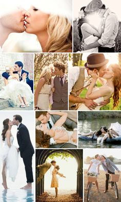The Kiss — Wedding Ideas, Wedding Trends, and Wedding Galleries