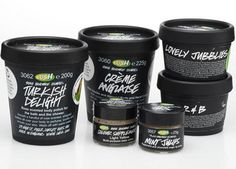 Lush Cosmetics-my favorite skincare products!