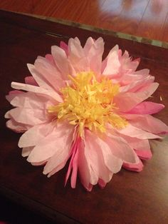 Paper flower making videos watch how to make tissue paper flowers hand made tissue paper flower learn how from here http mightylinksfo