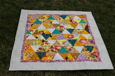 Quilting is more fun than Housework...: 100 Quilts for Kids 2014 Use up I Spy fabrics. Intersperse some solids along the way