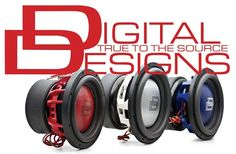 Digital Designs DD Audio subwoofers.   http://www.caraudioempire.eu/subwoofers/digital-designs-subwoofers