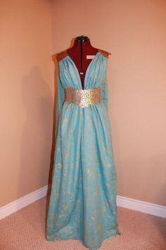 Game of Thrones  Daenerys Qarth Cosplay Costume by Aelynn000, $315.00
