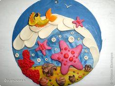 """Всем доброго времени суток! Вот решила поучаствовать с этой поделкой в конкурсе """"Ракушки"""" на Хомячке http://homyachok-scrap-challenge.blogspot.com/2013/07/7.html фото 2"""