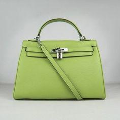 Hermes bags and Hermes handbags Hermes Kelly Green with Silver hardware  302. bags · kelly hermes prix neuf dad35724985