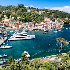 This Mediterranean region between the Tuscany and the French Riviera is one of the world's most beautiful places.