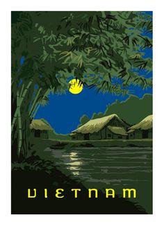 Vietnam a notte http://viaggivietnam.asiatica.com/