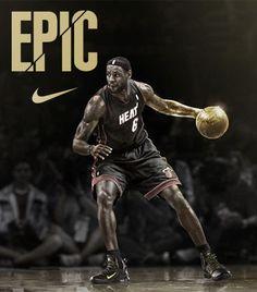 Nike Store. LeBron James Usain Bolt ffed427d7ef8