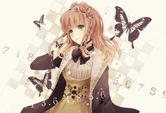 Good Anime Artbook From Amnesia Visual Novel Uploaded By SatanLove