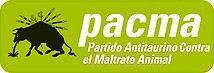 Logotip del Partido Antitaurino Contra el Maltrato Animal