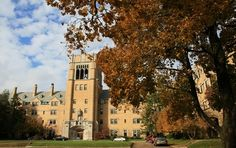 Le Mans Hall, Saint Mary's College, Notre Dame, Indiana
