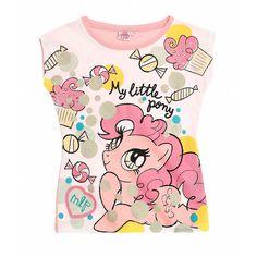 Girls My Little Pony Pinkie Pie T Shirt