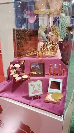 All Hail To The Sleeping Beauty Cosmetic Collection From Bésame! Makeup Box, Beauty Makeup, Disney Makeup, Disney Couture, 60th Anniversary, Beauty Room, Disney Love, Makeup Cosmetics, Girly Things