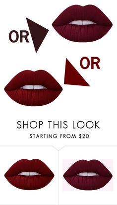 """Which Color?"" by kassandra-cdxv ❤ liked on Polyvore featuring Lime Crime"