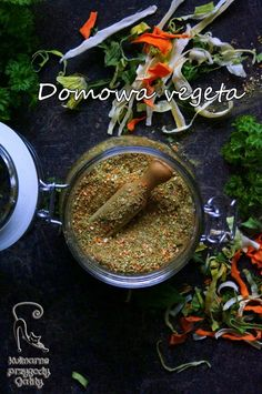 domowa-vegeta Good Food, Kitchen, Cooking, Kitchens, Clean Eating Foods, Cuisine, Eat Right, Cucina, Yummy Food