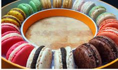macarons recipes around world images - Google Search