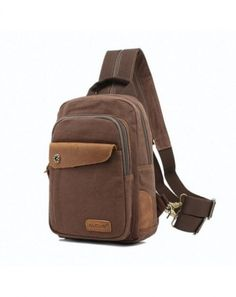 Looking for CLELO Mini Backpack Purse,Canvas Sling Rucksack Small Backpack(Coffee) ? Check out our picks for the CLELO Mini Backpack Purse,Canvas Sling Rucksack Small Backpack(Coffee) from the popular stores - all in one. Little Backpacks, Men's Backpacks, Mini Backpack Purse, Small Backpack, Sling Backpack, Shoulder Backpack, Leather Purses, Fashion Bags, Like4like