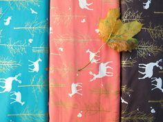 Craftoholic BLOG: Pierwszy dzień jesieni! Wykrój leśnych zwierzątek :-)