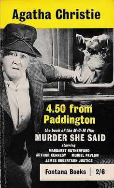 Murder, Madness and Miss Marple: The Secret Life of Dame Margaret Rutherford Margaret Rutherford, Miss Marple, Agatha Christie, Dangerous Minds, Mystery Novels, How To Be Likeable, Secret Life, Ms Gs, Old Movies