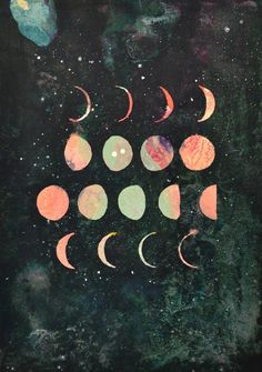 This is a cool photo. I posted it under holistic health because a lot of people don't realize how the changing of the moon affects our bodies.