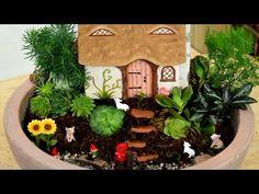 22 Clever Miniature Garden Ideas - YouTube
