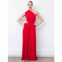 Von Vonni Transformer Dress - Red, Long $120
