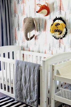 Super cute Nursery reveal! | A house full of sunshine