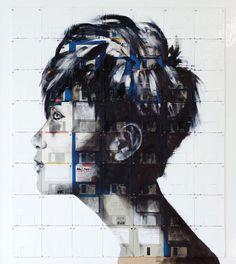 UK artist Nick Gentry