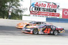 Delaware Speedway second 50 lapper