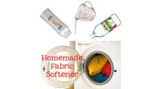Homemade Fabric Softener!