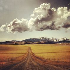 besides home, montana is my favorite place in the world. a sense of clarity is found in the big montana sky.